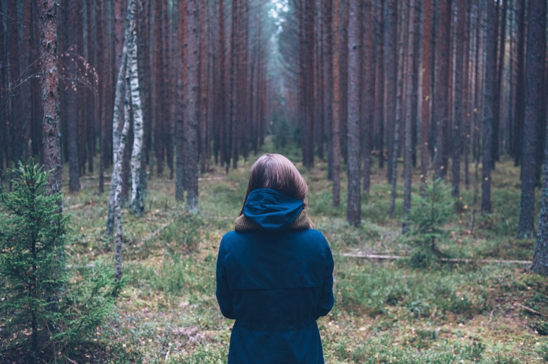 Hämmentynyt metsänomistaja